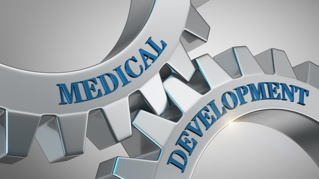 Medical development concept Premium Photo