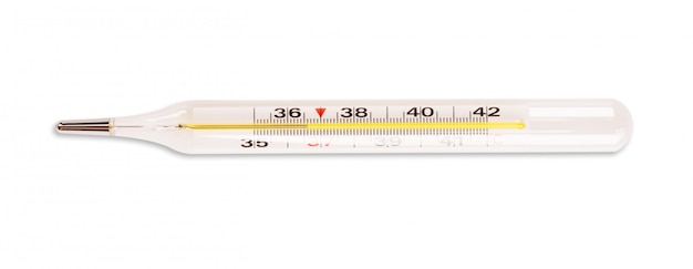 Medical thermometer Premium Photo