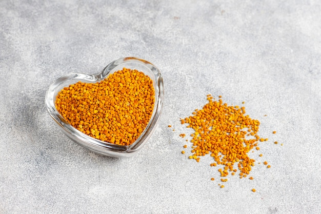 Пищевая лекарственная пчелиная пыльца. Бесплатные Фотографии