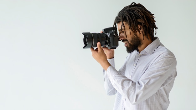 Средний снимок человек фотографировать Бесплатные Фотографии