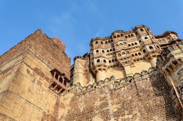 Mehrangarh fort Free Photo