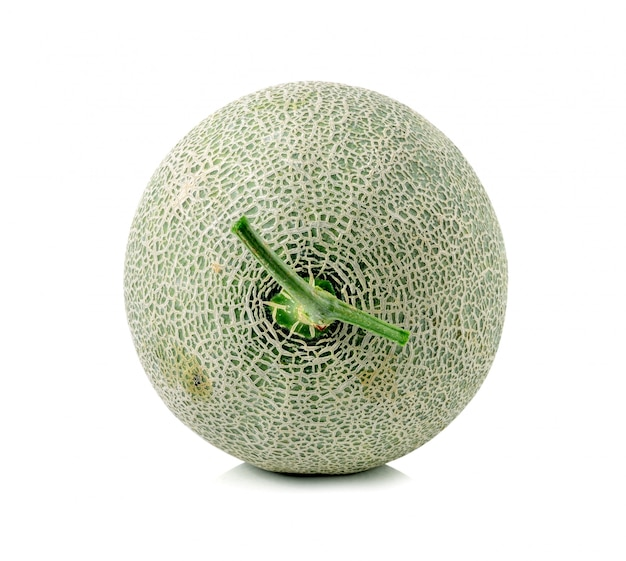 Melon isolated Premium Photo