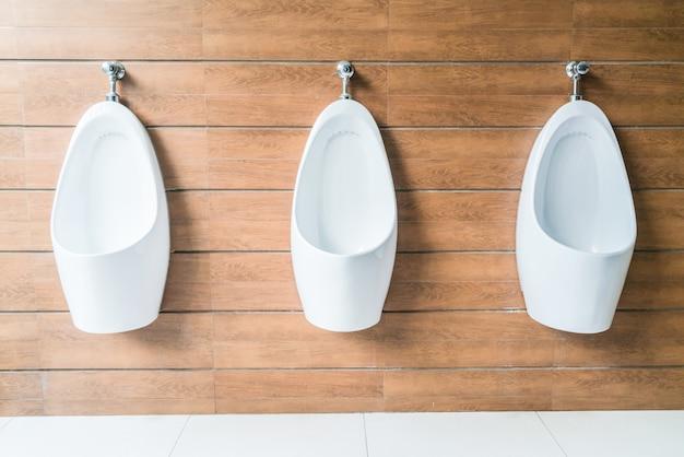 Men's bathroom Free Photo