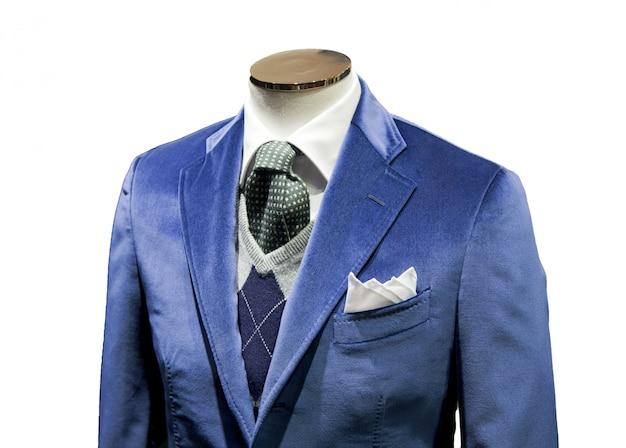 Men's business suit Premium Photo
