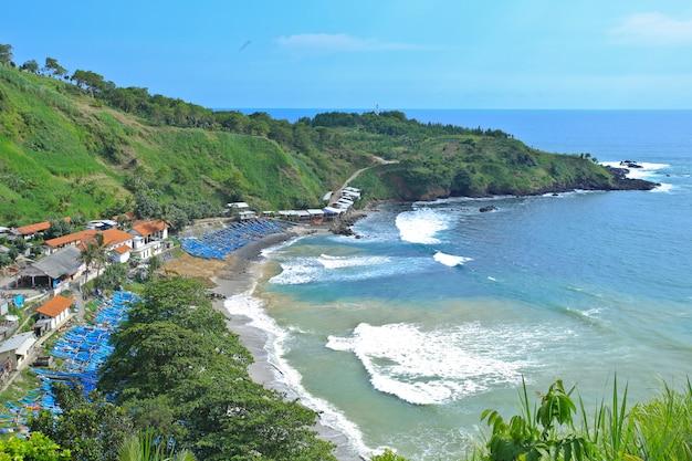 pemandangan alam Indonesia paling indah