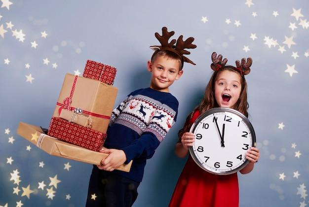 Веселого рождества и счастливого нового года Бесплатные Фотографии