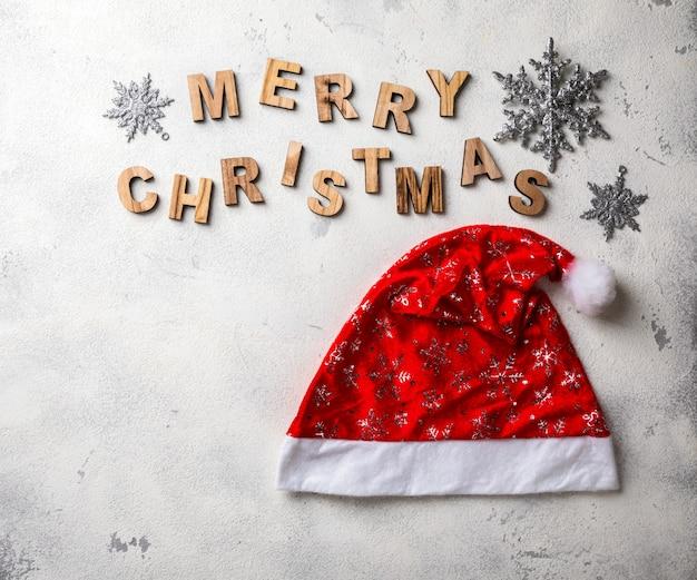 Merry christmas   background Premium Photo