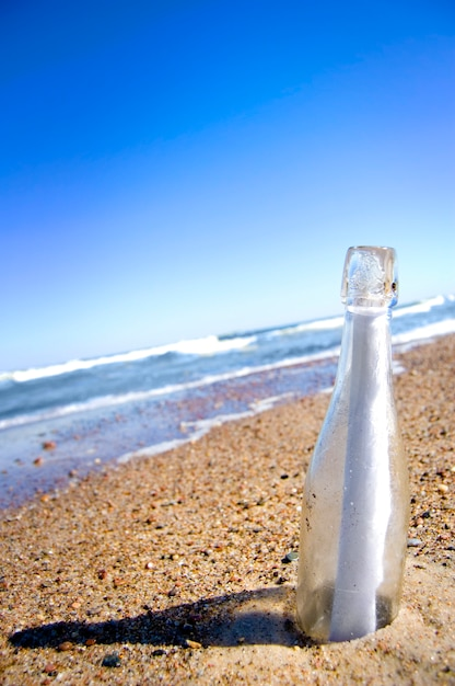 message in a bottle free download