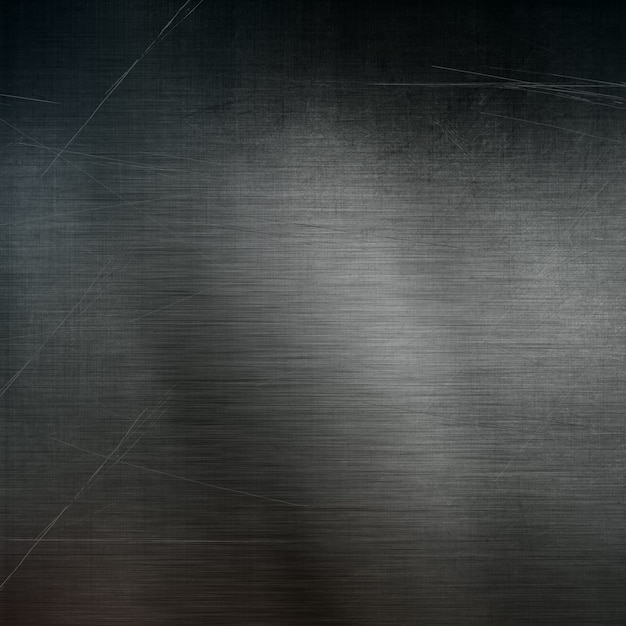 Metal background with scratches Free Photo