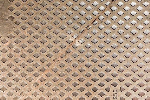 Metal plate texture Free Photo