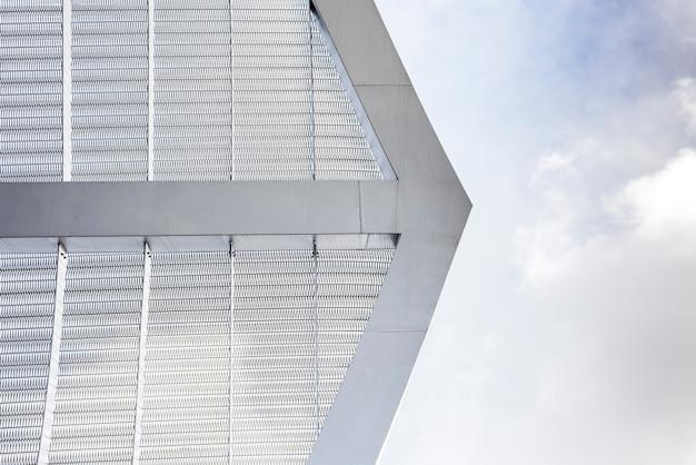 Metal structure cloud sky Premium Photo
