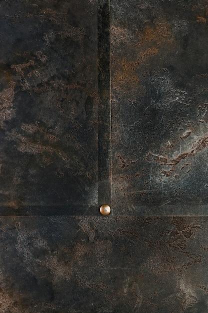 Struttura in metallo con aspetto arrugginito Foto Gratuite