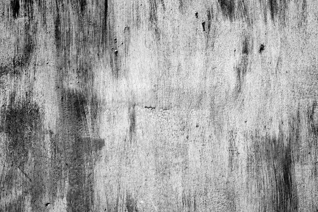 Металлическая текстура с царапинами и трещинами, которые можно использовать в качестве фона Premium Фотографии