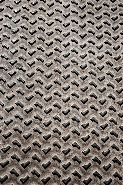Forme astratte di sfondo metallico Foto Gratuite