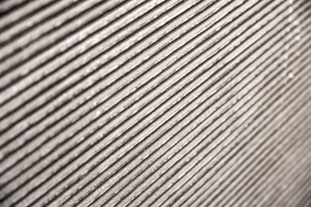 金属の背景の斜線 無料写真