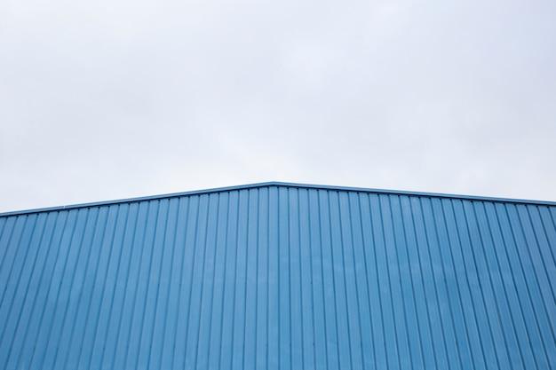 Metallic wall Free Photo