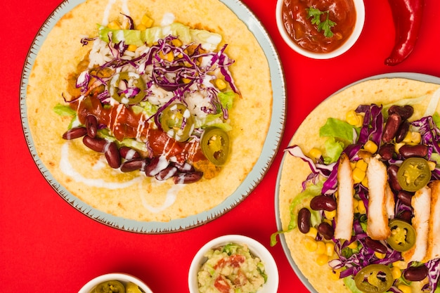 Mexican food Free Photo