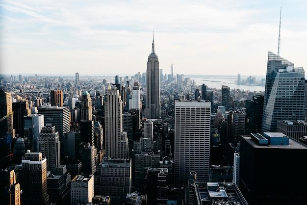 Мидтаун, манхэттен, нью-йорк, сша Бесплатные Фотографии