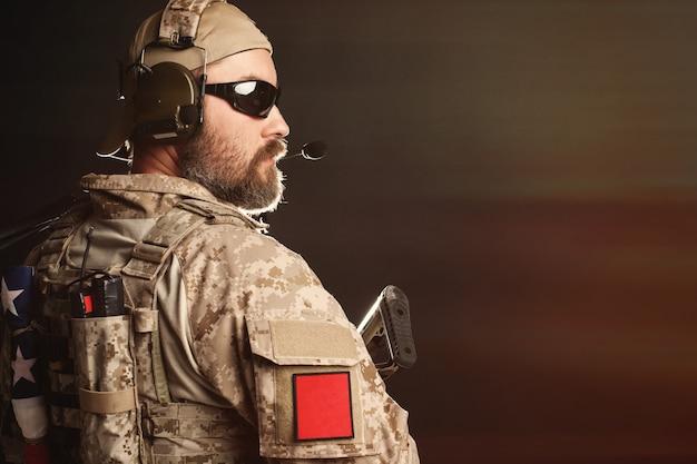 Militar Premium Photo