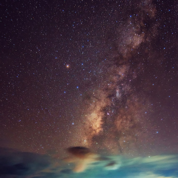 Milky way Premium Photo