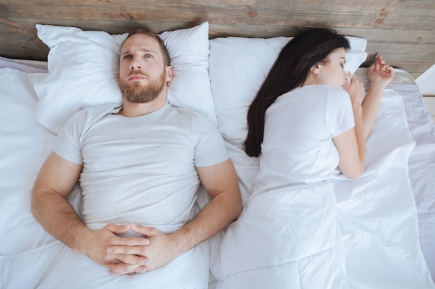 Couple don't want to have sex. If it's time to end the relationship