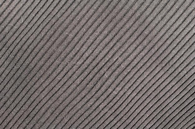 シンプルな灰色の布の背景 無料写真