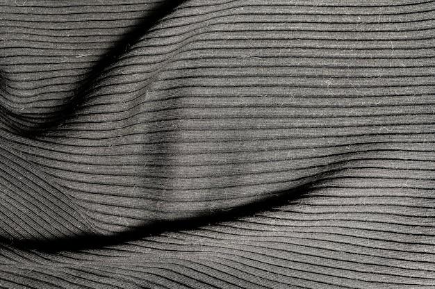 Carta da parati minimalista in tessuto grigio Foto Gratuite