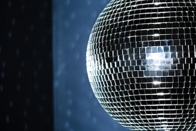 A mirror disco ball Premium Photo