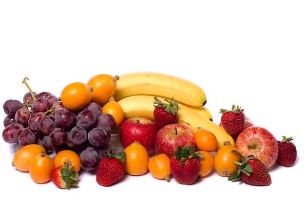 Mix of fruits Premium Photo