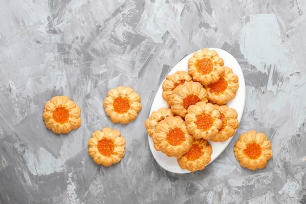 Mix di biscotti dolci Foto Gratuite