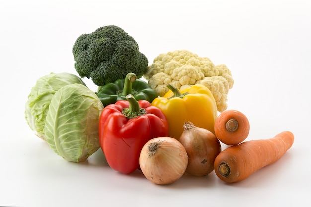 Mix vegetable Free Photo