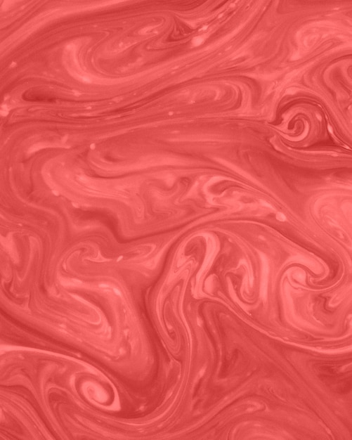 Mixed red and pink marble texture design art painting Free Photo