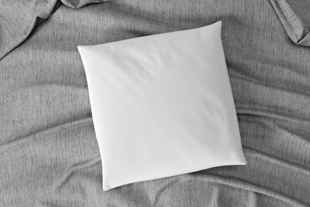 Mock up of a pillow - 3d rendering Premium Photo