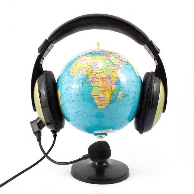 Модель широта развлечения аудио долгота Бесплатные Фотографии