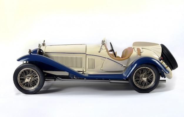 Model vintage car Premium Photo