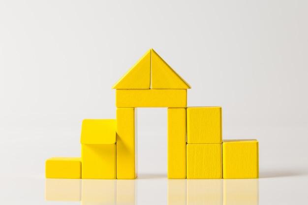 játék építőkockával