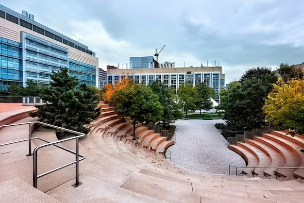 Anfiteatro moderno negli stati uniti Foto Gratuite