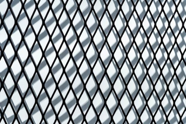 Modern architectural design of a diamond shape decoration Free Photo