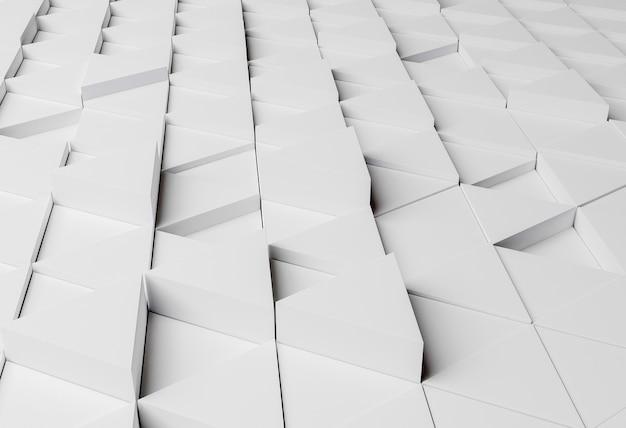 Современный фон с геометрическими формами Бесплатные Фотографии