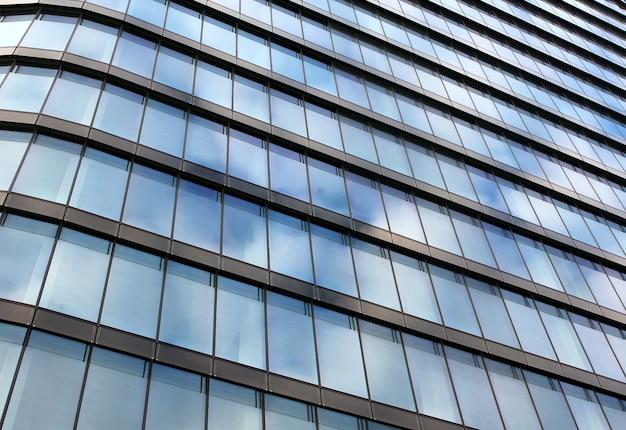 Modern building Premium Photo