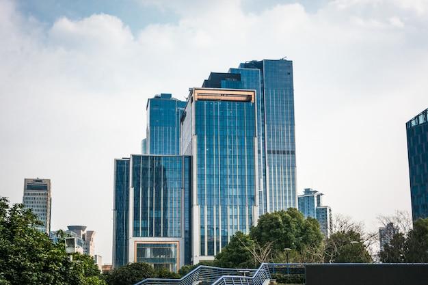 현대 비즈니스 센터 무료 사진