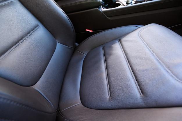Modern car interior details Premium Photo