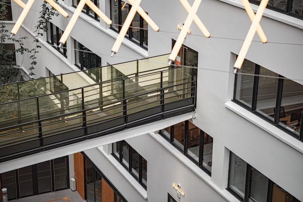 Современный бетонный жилой дом Бесплатные Фотографии