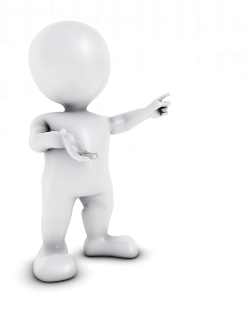 modern figure presenting photo free download