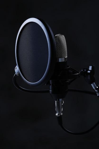 Microfono moderno Foto Gratuite