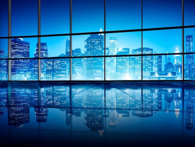 Modern nyc interior architecture Free Photo