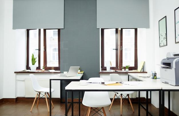 Ufficio open space moderno Foto Gratuite