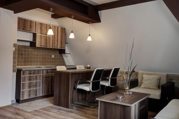 Modern room Premium Photo