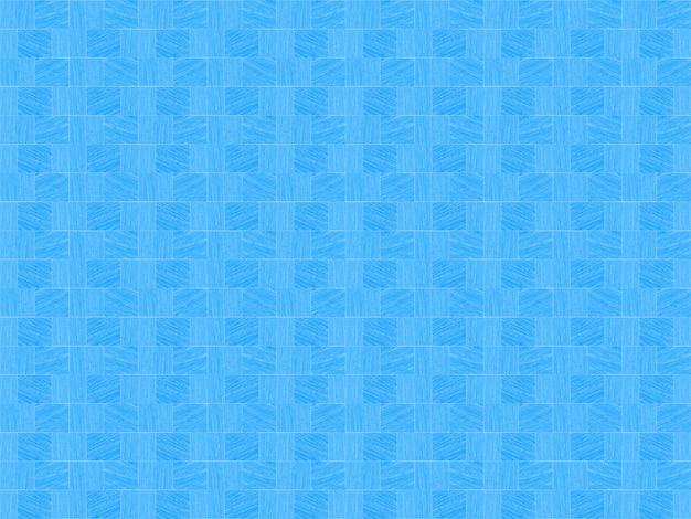 Modern seamless repeating small blue square tile pattern texture wall Premium Photo