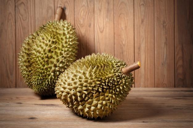 タイのモントンドリアンフルーツ Premium写真